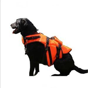 AUSSIE Naturals Dog Life Jacket, Medium 20-40 lbs
